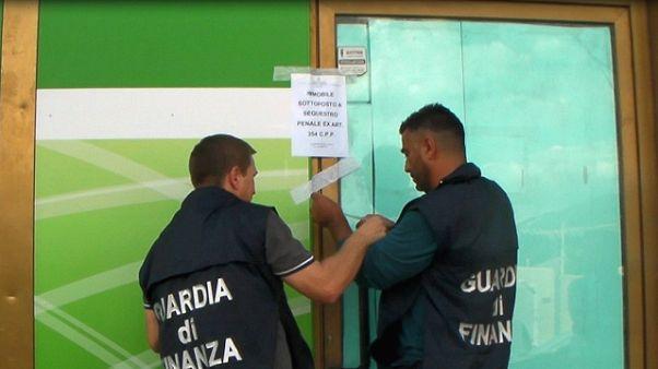 Gdf Brescia, sequestri per 100 milioni