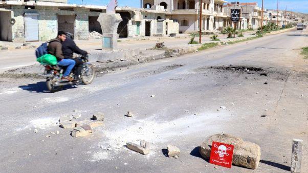 Russia, Turkey, Iran agree borders of de-escalation zone in Syria's Idlib - Anadolu