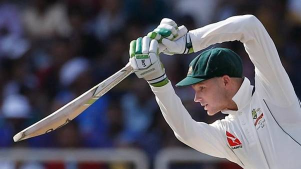 Australia call up Handscomb as cover for injured Finch