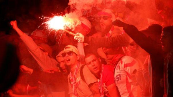Europa League: l'UEFA ouvre une procédure disciplinaire contre Cologne et Arsenal