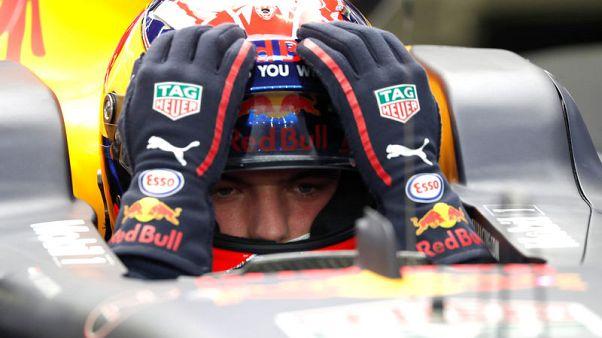Red Bull's Ricciardo sets early Singapore pace