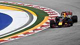 GP de Singapour: Ricciardo le plus véloce lors des  essais libres 1