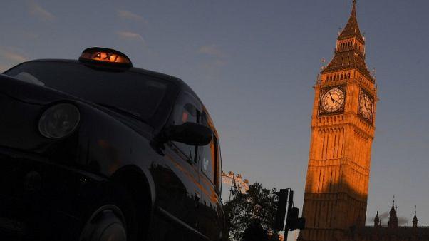 London black cabs seek export boost amid Brexit uncertainty