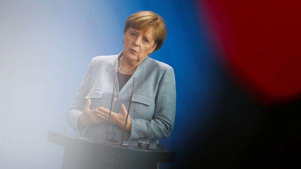 Merkel can well imagine a European finance minister