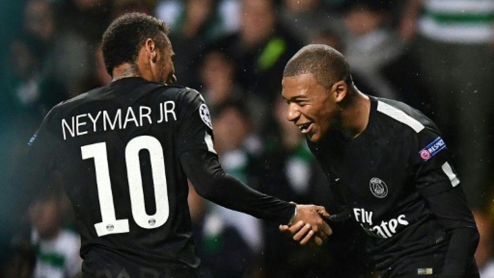 Ligue 1: Neymar, Mbappé... à Paris, c'est le Nike Football Club | Euronews