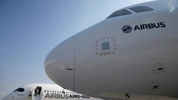 Airbus faces large fine in corruption probe - report