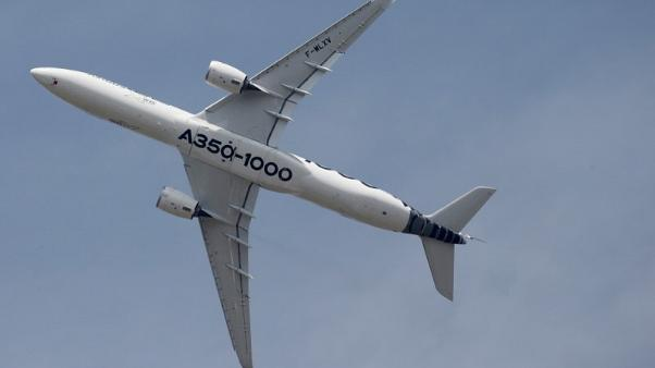 Rolls fixes Airbus A350-1000 engine glitch after test delay