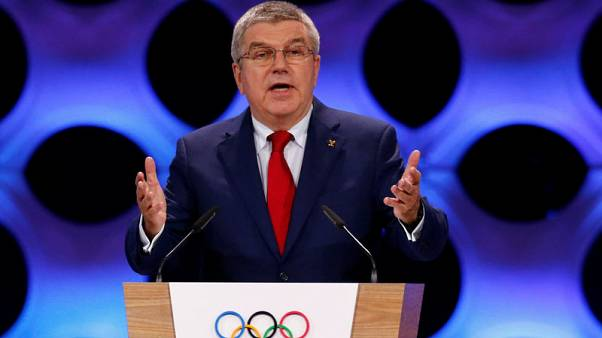 Doping-tainted weightlifting must reform or risk 2024 Games spot