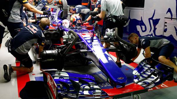 Honda set top-three goal with new partner Toro Rosso