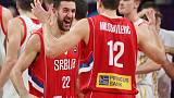 Classy Serbia cruise past Russia to reach Eurobasket final