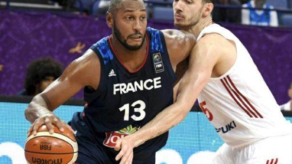 Basket: le capitaine de l'équipe de France Boris Diaw annonce sa signature à Levallois