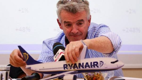 Ryanair to cancel up to 50 flights per day 'to improve punctuality'