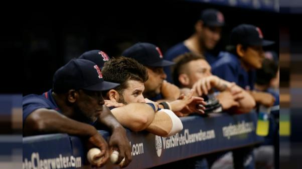 Triche électronique au baseball: les Boston Red Sox mis à l'amende