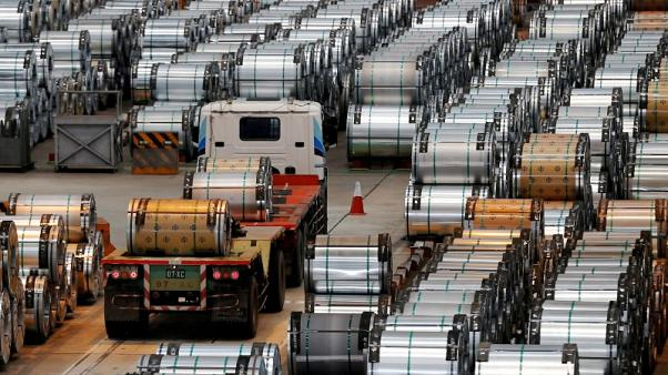 China's 2017 steel output to rise 3-5 percent despite mill closures - CISA