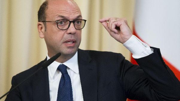 Consip: Alfano, notizie scandalose