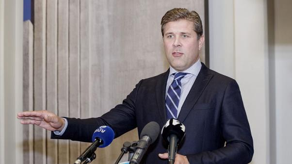 Iceland president accepts request for early vote, November 4 possible date - PM