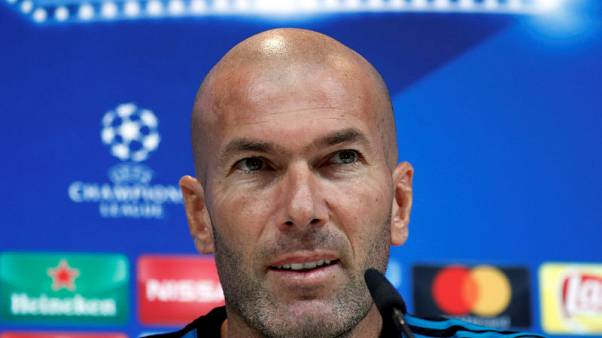 Zidane wants more from Bale as Madrid face soaring Sociedad