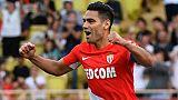 Ligue 1: Falcao, déterminant, mène Monaco à la victoire contre Strasbourg