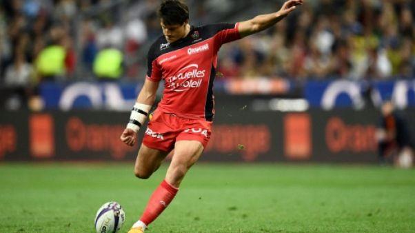 Top 14: l'ouvreur de Toulon, Trinh-Duc, titulaire  pour son retour à Montpellier