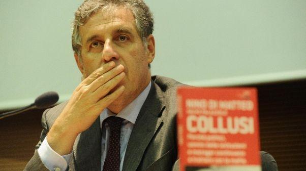 Corruzione: Di Matteo, giudici disarmati