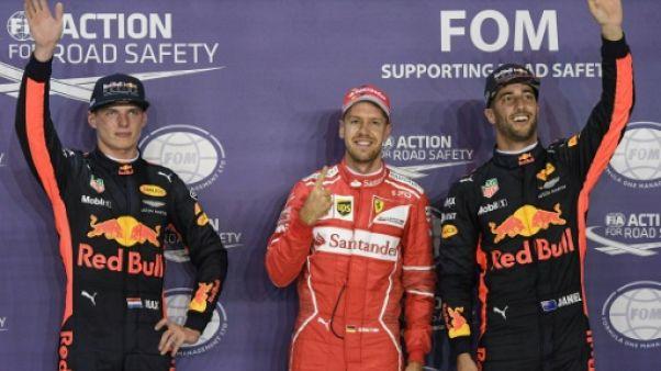 GP de Singapour: Vettel en mission, Hamilton en mauvaise posture