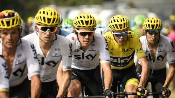 Mondiaux de cyclisme: au contre-la-montre, le match des grosses écuries