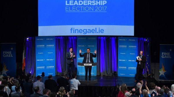 Varadkar bounce gives Ireland's Fine Gael eight-point poll lead