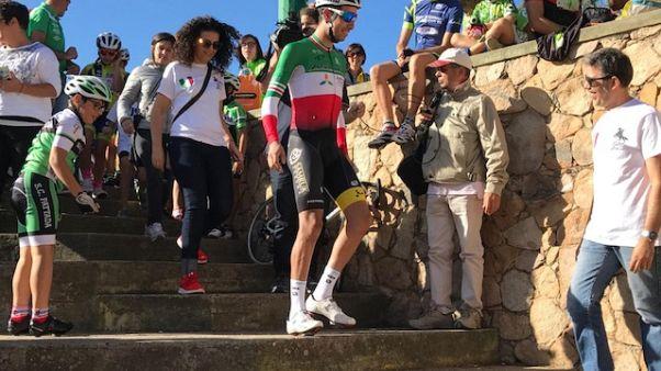 Ciclismo: Aru, punto al Mondiale