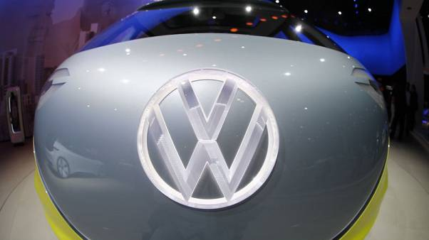 Volkswagen is 'second mover' in electric commercial vehicles - executive