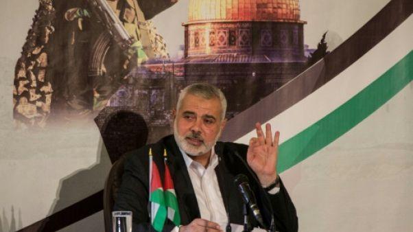 Gaza: le Hamas dissout un organe controversé et prône le dialogue avec le Fatah