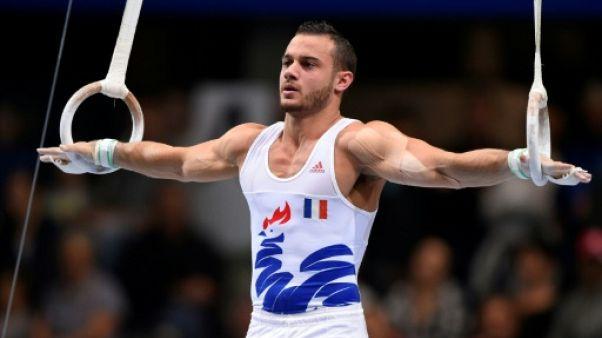 Gymnastique: retour prometteur pour Aït Saïd à Paris