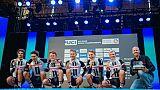 Cyclisme sur route: le contre-la-montre par équipes pour la Sunweb de Dumoulin