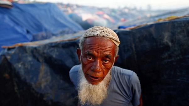 Exclusive - 'We will kill you all' - Rohingya villagers in Myanmar beg for safe passage