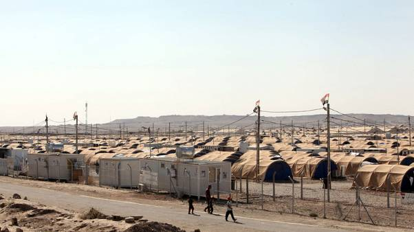 Aid officials 'gravely concerned' over fate of relocated IS families in Iraq