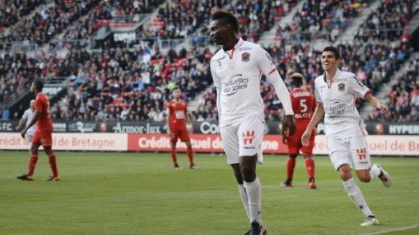 Ligue 1: Nice confirme à Rennes, Marseille se rassure