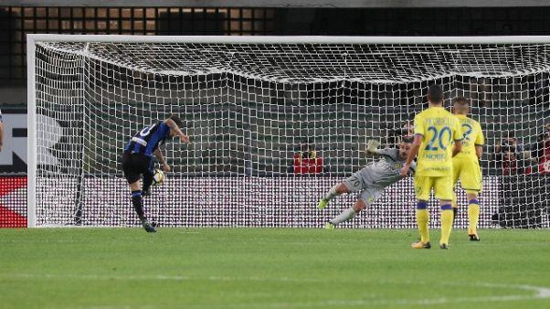 """Atalanta: Gomez """"Molto contento del gol"""""""