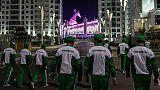 Coup d'envoi des Jeux asiatiques au Turkménistan
