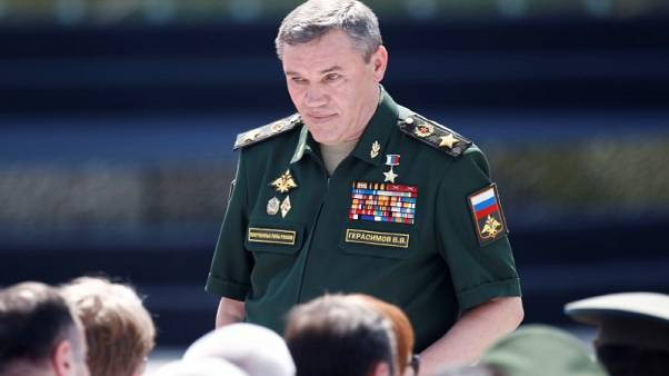 Top Russian and U.S. generals discuss Syria bombing allegations - Kommersant