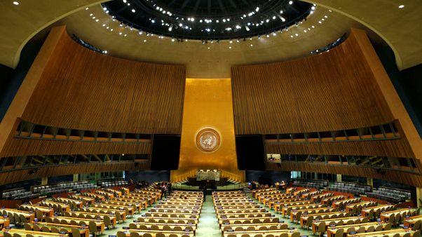 As North Korea threat looms, Trump to address world leaders at U.N.