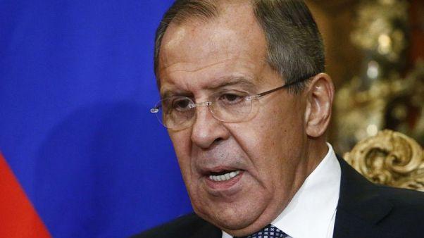 Lavrov, Tillerson discuss Syria, Ukraine, Middle East