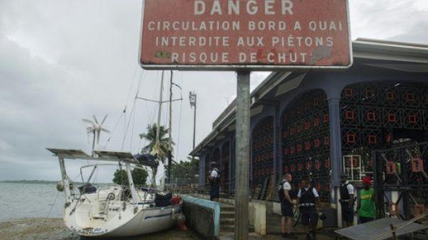 Ouragan Maria: la Guadeloupe en alerte rouge
