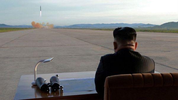 China, Russia begin naval drills near North Korea