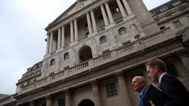 HSBC says sees two UK interest rate hikes by end-2018