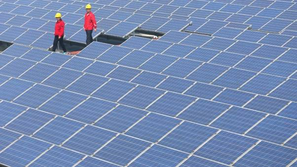 "China's Commerce Ministry says EU solar panel decision is a ""positive step"""