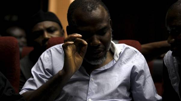 Biafra separatists sponsored by Nigerian government's opponents - minister