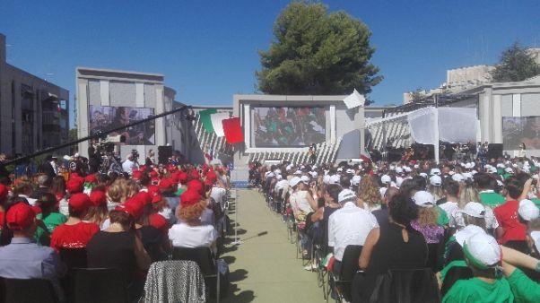 Scuola: Mattarella a Taranto