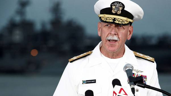 U.S. Navy fires two commanders after Asia sea accidents