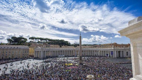 Antimafia in udienza dal Papa giovedì 21