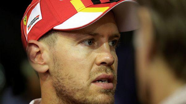 Motor racing: Formula One plays the blame game after Vettel smash
