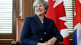 May says will press Trump this week on Bombardier/Boeing spat